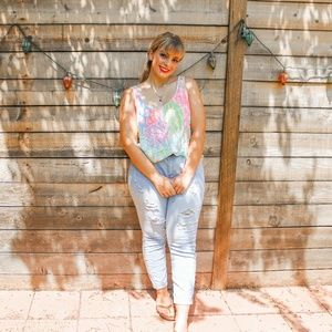 Lilly Pulitzer Lovers Coral Cosmos Top